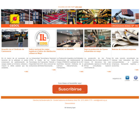 Newsletter junio-2016