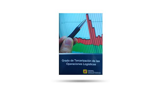 GRADO DE TERCERIZACIÓN DE LAS OPERACIONES LOGISTICAS (2015)
